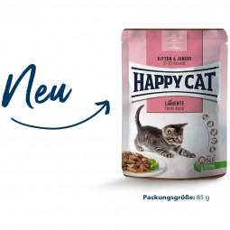 Happy Cat Kitten & Junior Land Ente Pouch
