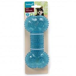 ZooRoyal Leckerlie Kauknochen blau