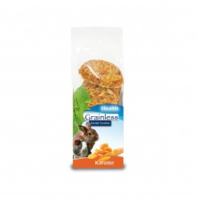 JR Grainless Health Dental-Cookies Karotte 150g