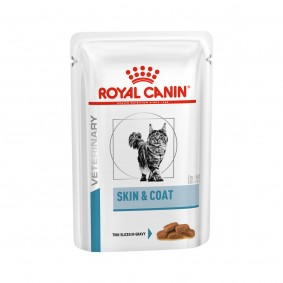 Royal Canin VHN SKIN & COAT Cat pouch