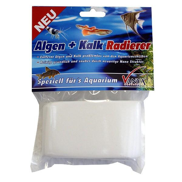VANYA Algen + Kalk Radierer Aquariumreiniger