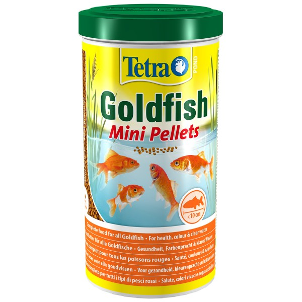 Tetra Pond Goldfish Mini Pellets 1L