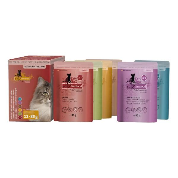 catz finefood Classic Collection I 12x85g