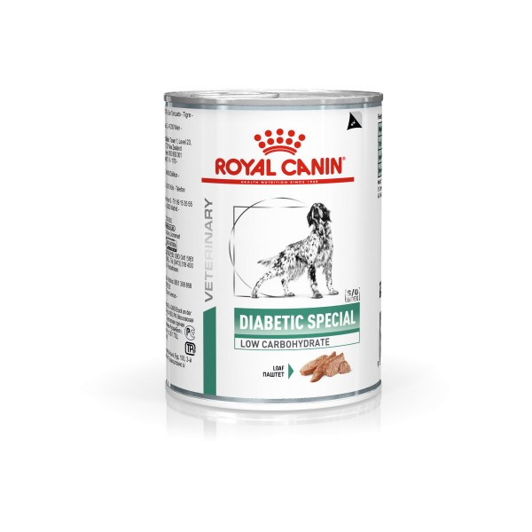 ROYAL CANIN DIABETIC SPECIAL Low Carbohydrate Loaf