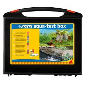 Sera aqua-test box Set de tests pour l'eau