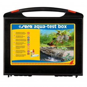 sera aqua-test box Wassertest-Set