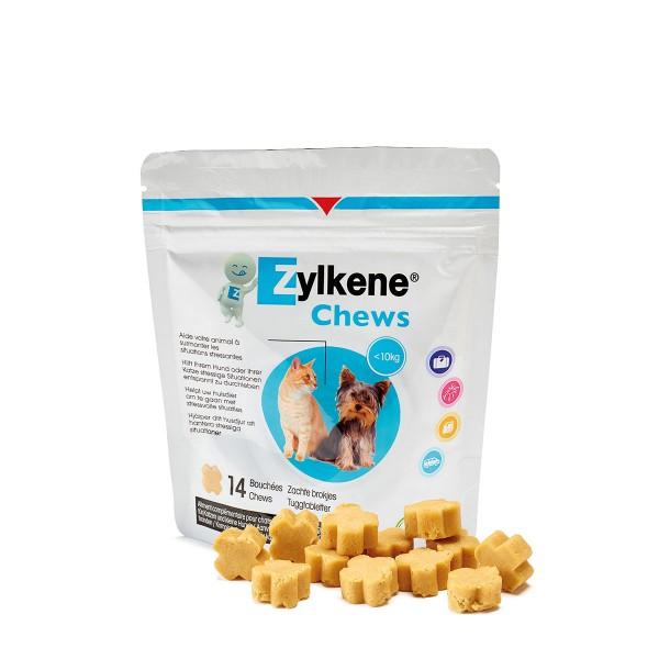 Vetoquinol Zylkène® Chews Ergänzungsfuttermittel - Anti-Stress