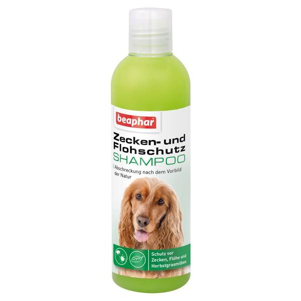 Zeckenschutz Shampoo