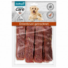 ZooRoyal Individual care Entenbrust getrocknet