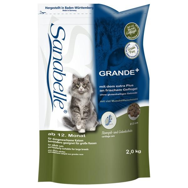 Sanabelle Grande Katzen-Trockenfutter - 2kg
