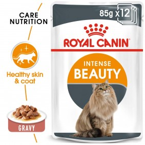 Royal Canin Intense Beauty in Soße 48x85g