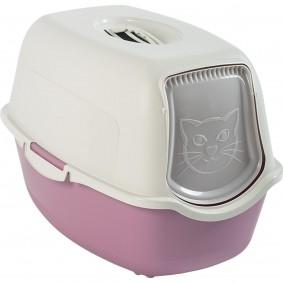 Rotho MyPet toaleta pro kočky s poklopem