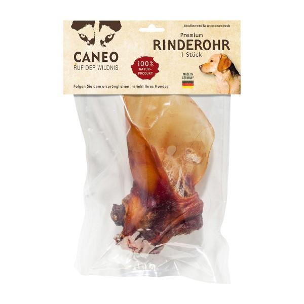 Caneo fleischiges Premium Rinderohr