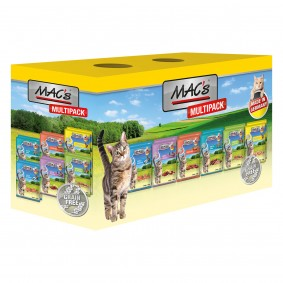 MAC's Cat 12er Multipack 100g