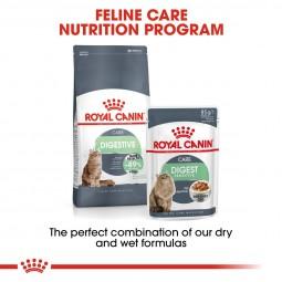 ROYAL CANIN Digest Sensitive Nassfutter für Katzen mit empfindlicher Verdauung 48x85gg