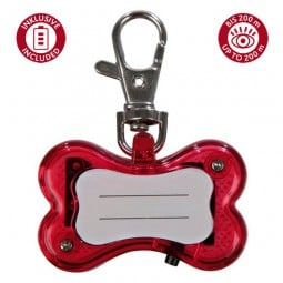 Trixie Safer Life Flasher für Hunde Knochenform