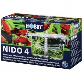 Hobby nádržka pro tření ryb Nido 4, 13 × 10 × 11,5cm