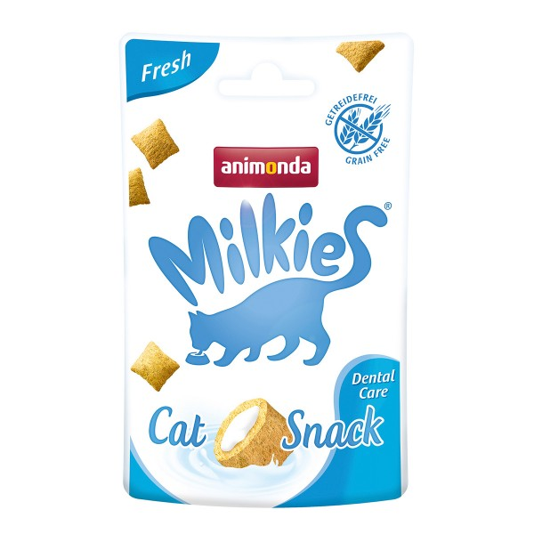 Animonda Milkies Knusperkissen Fresh Dental Care 30g