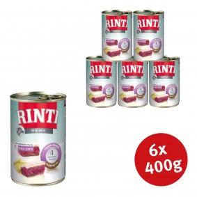 Schipkau Hörlitz Angebote Finnern Rinti Hundefutter Sensible Gans und Kartoffel - 6x400g