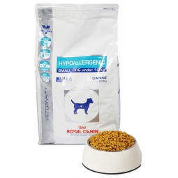 Royal Canin Vet Diet Hypoallergenic Small Dog HDS 24