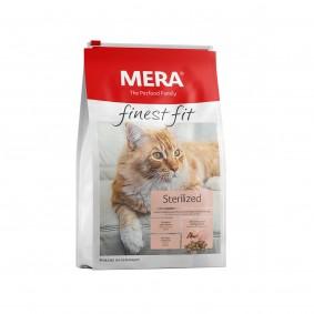 MERA finest fit Trockenfutter Sterilized 10kg