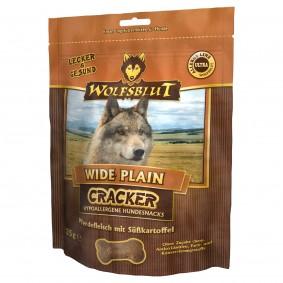 Wolfsblut Cracker Wide Plain Pferd & Süßkartoffel