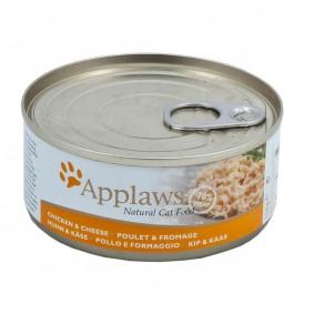 Applaws Cat Hühnchenbrust & Käse