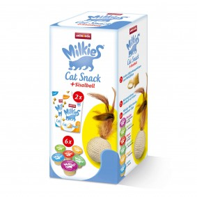Animonda Milkies CatSnack+ Sisalball