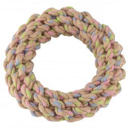 Beco Pets Hundespielzeug Hanf Ring Ø 17 cm