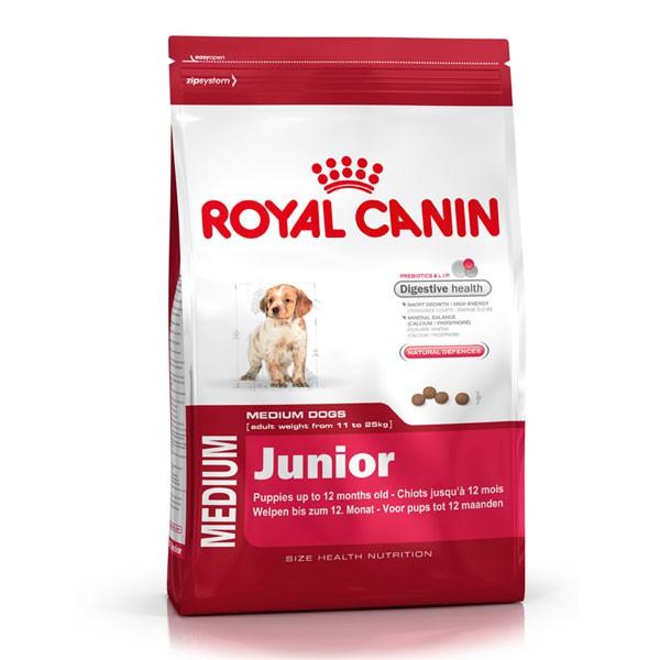 Royal Canin Medium Junior
