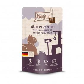 MjAMjAM - Quetschie - purer Fleischgenuss - köstliches Pferd pur