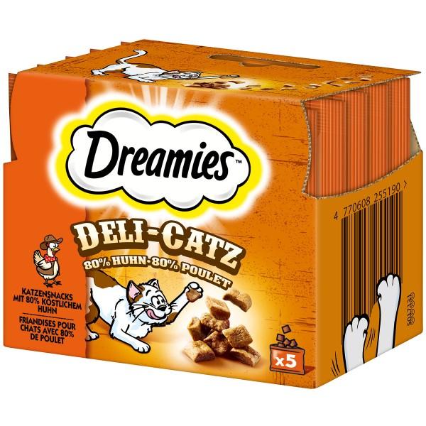Dreamies Deli-Catz Huhn