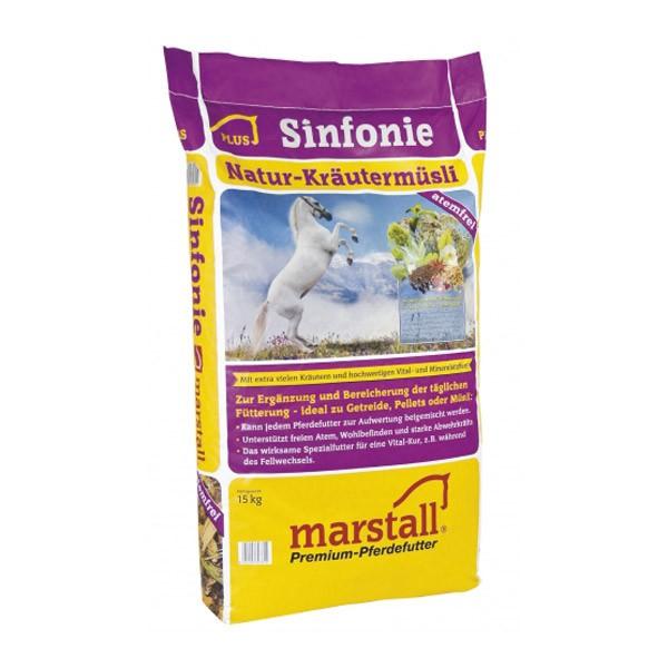 Marstall Sinfonie Pferdefutter 15kg