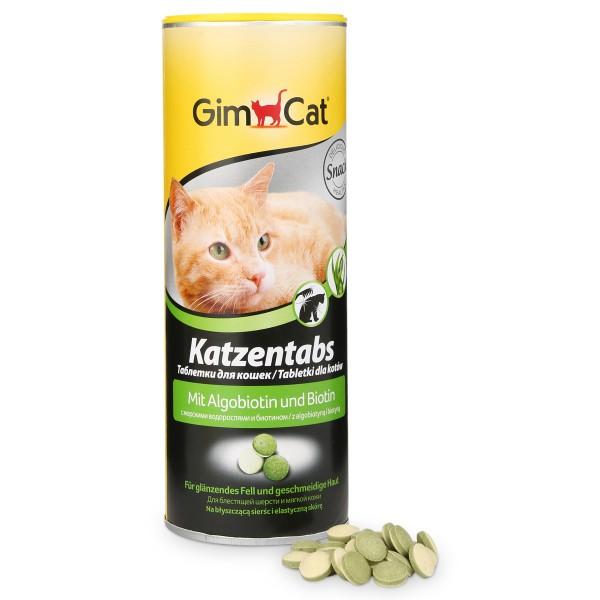 GimCat Katzentabs Algobiotin 710 Stück