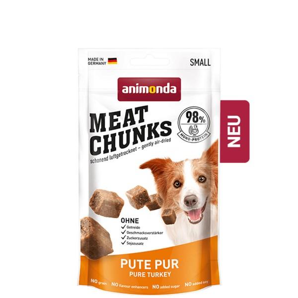 Animonda Meat Chunks Pute pur