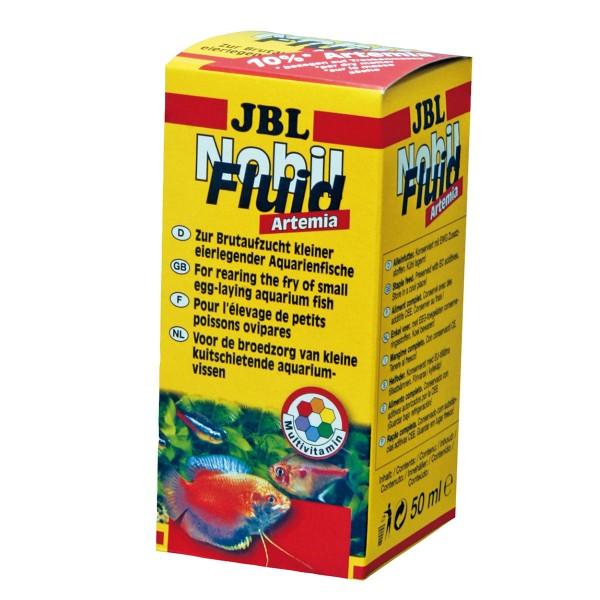 JBL NobilFluid Artemia Aufzuchtfutter 50ml