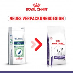 ROYAL CANIN NEUTERED ADULT SMALL DOGS