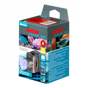 EHEIM streamON + - pompes de brassages compactes offrant des conditions de vie très proches des conditions naturelles dans les aquariums d'eau douce et d'eau de mer. Avec réglage 3D.