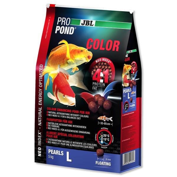 JBL ProPond Color Farbfutter für Koi - L 5,0kg
