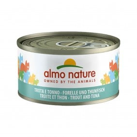 Almo Nature Cat Megapack Forelle und Thunfisch