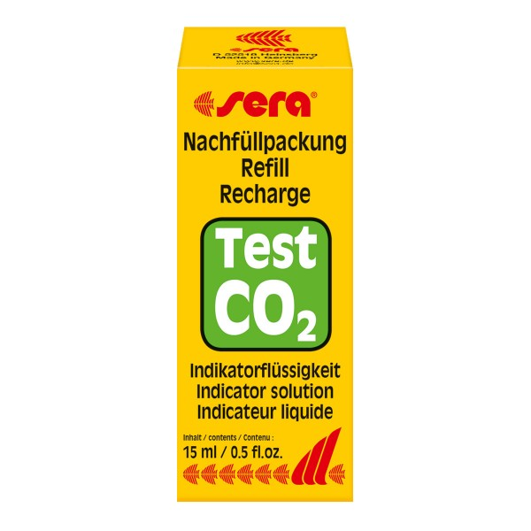 Sera CO2-Reagenz 15 ml