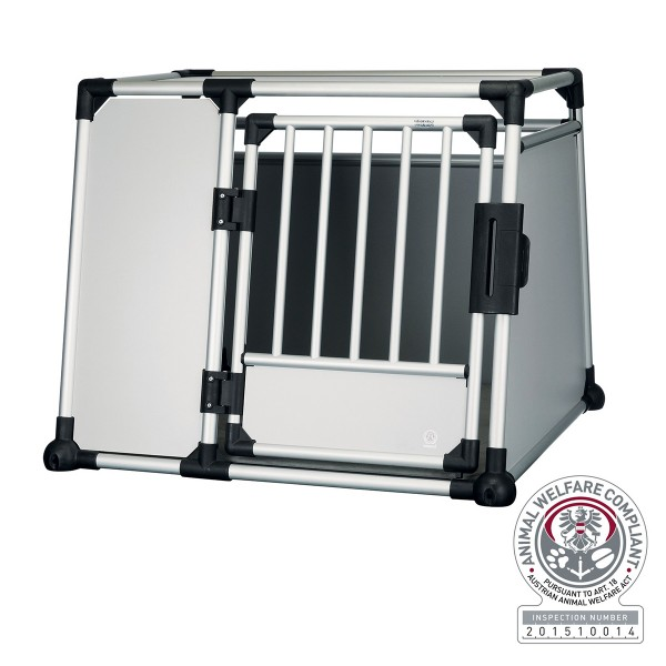 Trixie Transportbox Aluminium Gr. L-XL