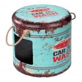 D&D Hundebox Car Wash türkis