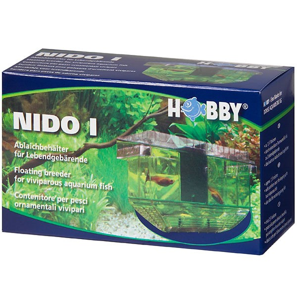 Nido I Ablaichbehälter 19,5x11x9 cm