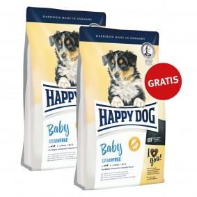 Happy Dog Supreme Young Baby Grainfree 1kg+1kg gratis