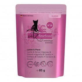 catz finefood - No. 19 Lamm & Pferd