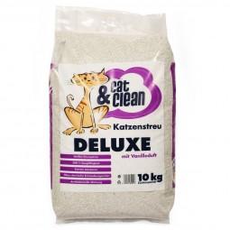 Cat & Clean de luxe Katzenstreu 10l