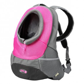 Europet Bernina Crazy Paws Maria Sac à dos pour animal Rose