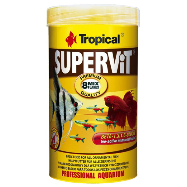 Tropical Fischfutter Supervit Basic