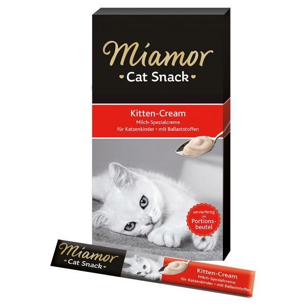 Miamor Cat Snack Cream Kitten-Milch